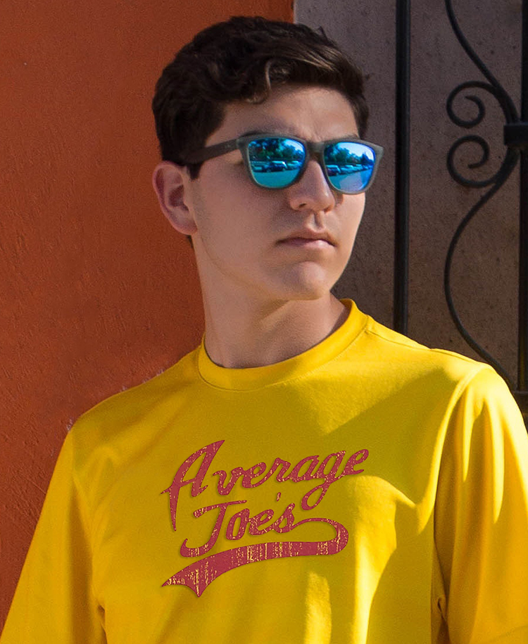 Men's Average Joe Printed T-Shirt